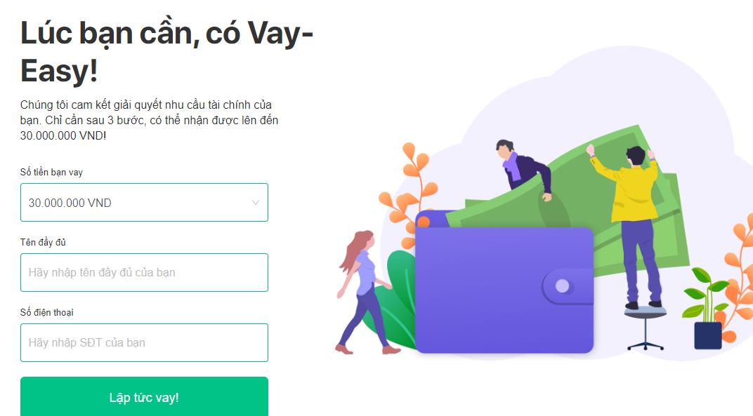 Vayeasy66.com vay tiền nhanh
