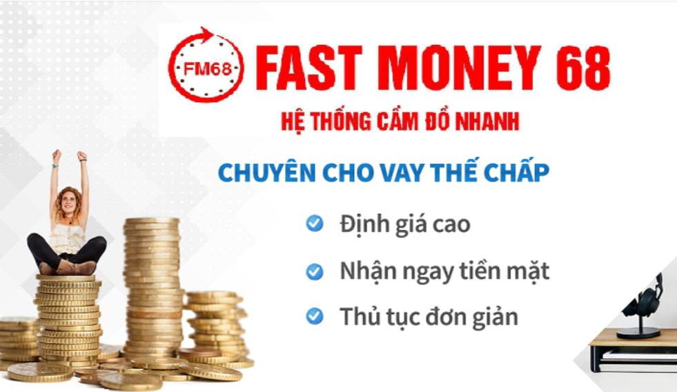vay tiền fast money 68