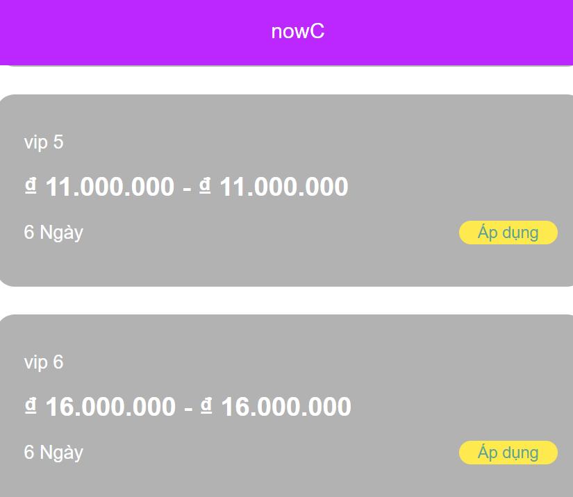 nowC vay tiền online