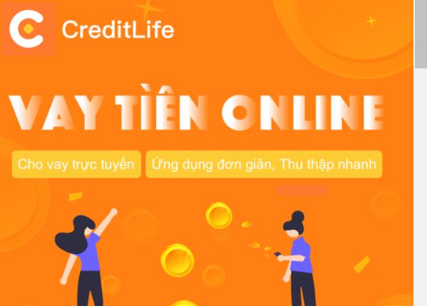 CreditLife vay tiền online