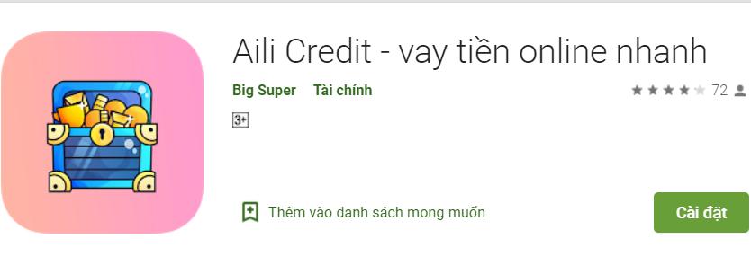 App Aili Credit