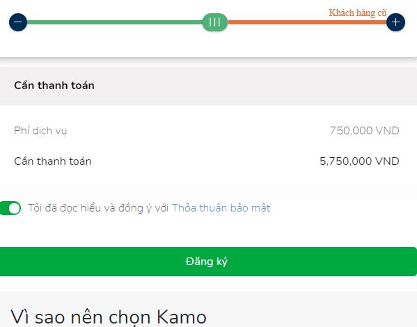 Kamo.vn - Cách vào vay tiền kamo đơn giản nhanh chóng sau 1 giờ