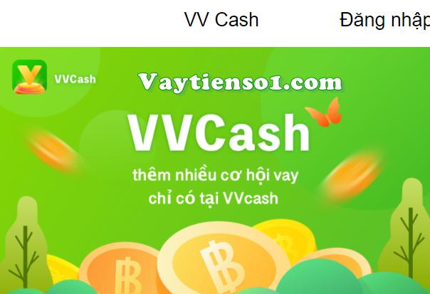 VV Cash vay tiền online